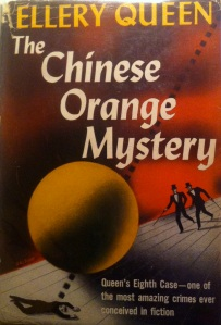 Chinese Orange cover