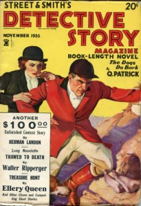 Detective Story November 1935