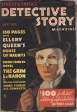 Detective Story October 1935