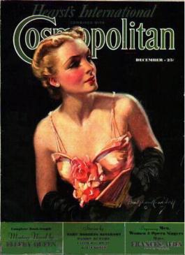 Cosmopolitan December 1936