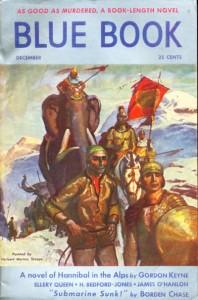 Blue Book December 1939