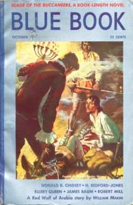 Blue Book October 1939