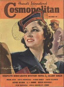Cosmopolitan October 1938
