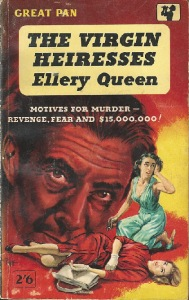 The Virgin Heiress cover