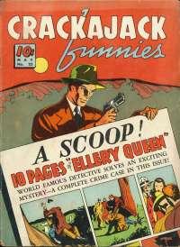Crackajack Cover