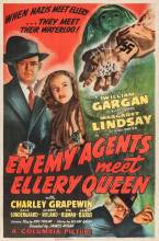 Enemy Agents Meet Ellery Queen - 1sht 1942 600