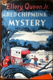 Red Chipmunk Mystery cover