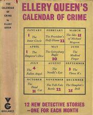 Calendar of Crime 1