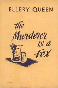 The Murderer is a Fox cover