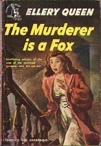 The Murderer is a Fox pocket edition