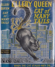 Cat of Many Tails dust jacket