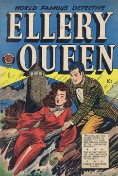 Ellery Queen Superior 3
