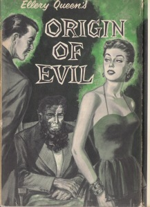 Origin of Evil dust jacket