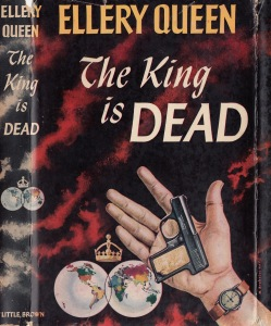 The King is Dead cover