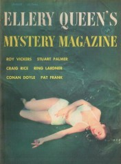 1954 EQMM August