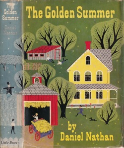 The Golden Summer cover