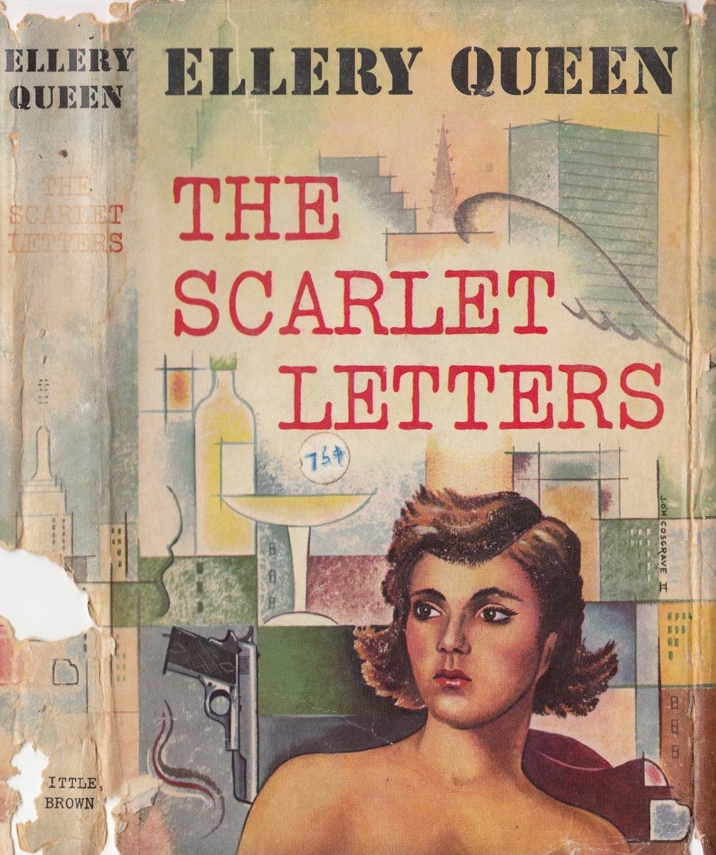 Scarlet Letter Cover: The Scarlet Letters (1953)