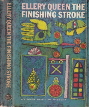 The Finishing Stroke cover