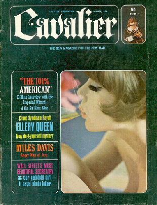 Cavalier August 1964