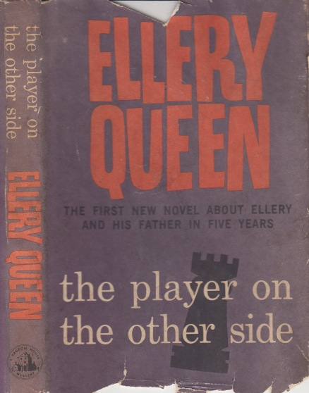 Player on the other side dust jacket