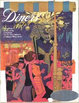 Diners Club Magazine June 1965