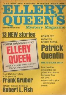 EQMM September 1967